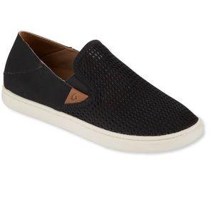 OluKai |  pehuea slip in back sneaker